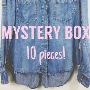 Reseller MYSTERY BOX 10 Piece Size Small Some NWT